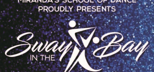 sway in the bay banner